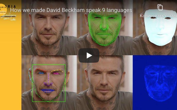 Deepfake-революция в сфере видеопродакшена: учимся на ролике с Дэвидом Бекхэмом