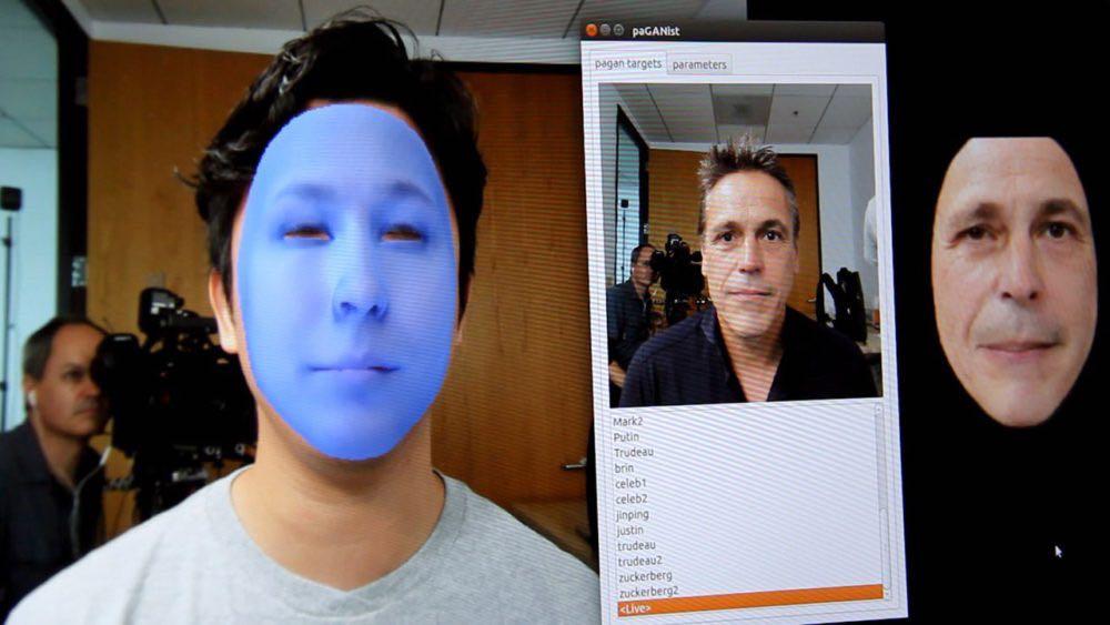 Фиксируют массовое появление поддельных видео с задействованием искусственного интеллекта
