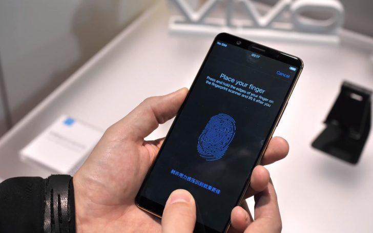 Китайские исследователи раскрывают способ обхода биометрических сканеров отпечатков пальцев в смартфонах