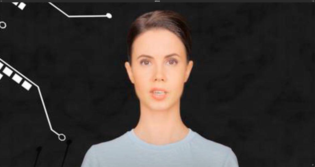 Ведущей Rambler Group впервые в России стала цифровой аватар Елена