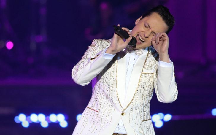Витас представил первую песню на китайском языке и новое видео