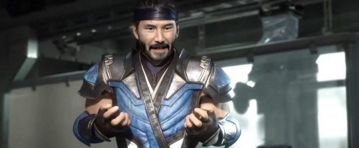 Брюс Кэмпбелл, Киану Ривз и другие с DeepFake в Mortal Kombat 11